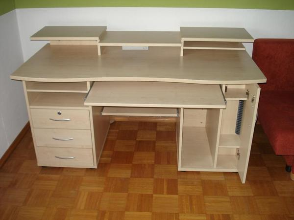 schreibtisch ahorn neu und gebraucht kaufen bei. Black Bedroom Furniture Sets. Home Design Ideas