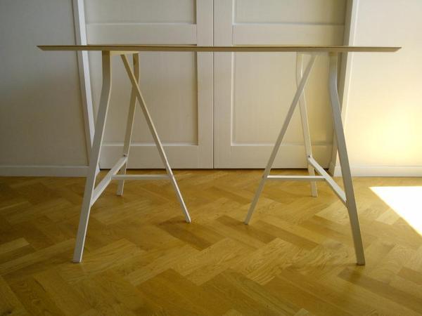 Schreibtisch / esstisch / küchentisch / modernes design 60er 70er ...