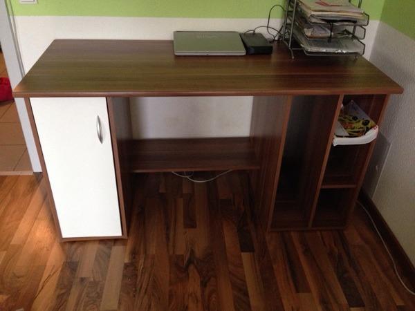 schreibtisch 140 neu und gebraucht kaufen bei. Black Bedroom Furniture Sets. Home Design Ideas