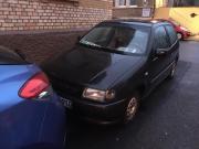 schwarzer VW Polo