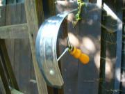 Schweißmesser Metall Gummilippe