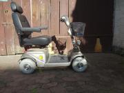 Scooter, elektrischer Krankenfahrstuhl