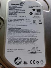 Seagate Festplatte Barracuda