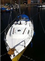 Segelyacht Marina 23