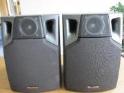 Sharp-Lautsprecherboxen, 2-