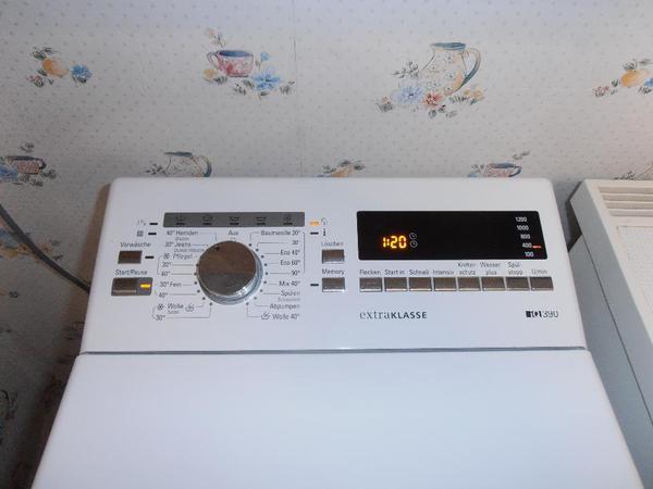 toplader waschmaschine neu und gebraucht kaufen bei. Black Bedroom Furniture Sets. Home Design Ideas