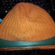 Skihose und Mütze