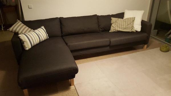recamiere sofa kaufen gebraucht und g nstig. Black Bedroom Furniture Sets. Home Design Ideas