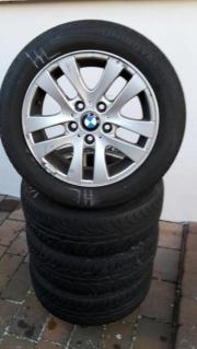 Sommerreifen auf BMW