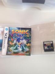 Sonic colours - Nintendo