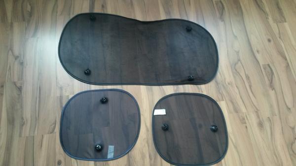 sonnenschutz auto uv schutz wie neu in ludwigsburg innen. Black Bedroom Furniture Sets. Home Design Ideas