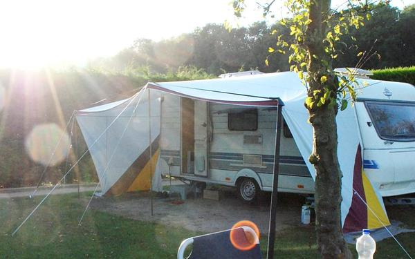 sonnensegel sonnendach f r caravan 5 30m in m nchen. Black Bedroom Furniture Sets. Home Design Ideas