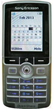 Sony Ericsson K750i,
