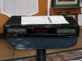 Sony SEQ-411 &raquo; Verstrker, Equalizer, Receiver aus Neustadt