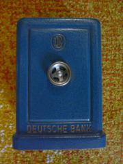 SPARDOSE DEUTSCHE BANK