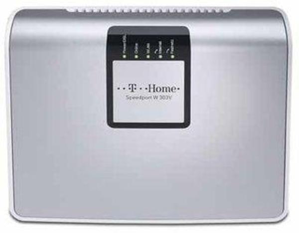 speedport w303v telekom wlan router modem adsl2 300 mbps in zorneding df modems isdn. Black Bedroom Furniture Sets. Home Design Ideas