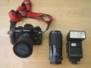 Spiegelreflex-Fotokamera Nikon