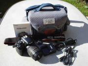 Spiegelreflex Kamera Canon