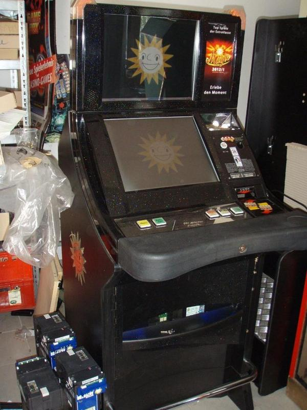 spielautomaten kaufen ulm