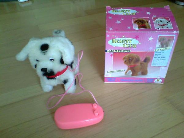 spielzeug hund ferngesteuert toy companie in n rnberg sonstiges kinderspielzeug kaufen und. Black Bedroom Furniture Sets. Home Design Ideas