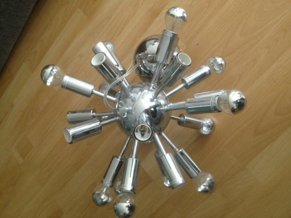 sputnik designer lampe e14 25w. Black Bedroom Furniture Sets. Home Design Ideas