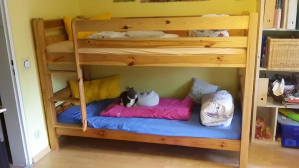 stockbett in m nchen kinder jugendzimmer kaufen und. Black Bedroom Furniture Sets. Home Design Ideas