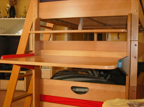Stockbett von paidi modell varietta kinder stockbett in for Jugendzimmer stockbett
