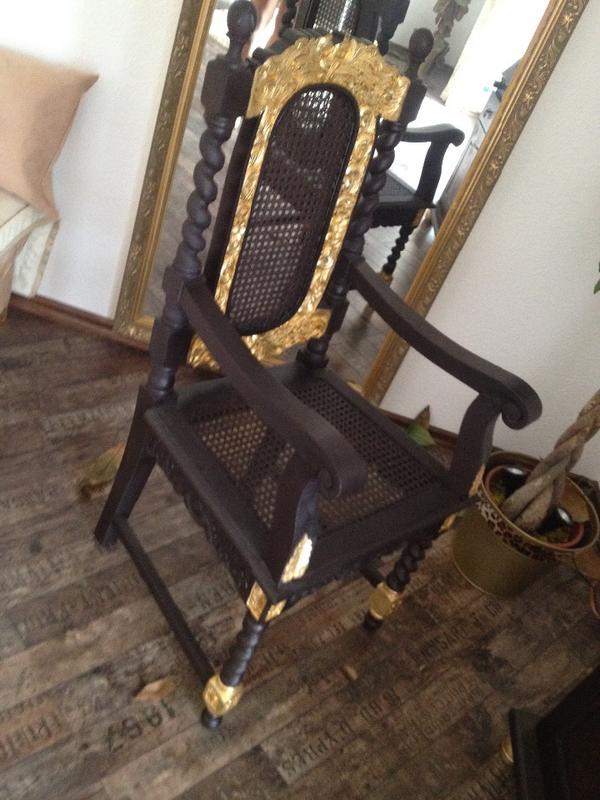 antike st hle. Black Bedroom Furniture Sets. Home Design Ideas