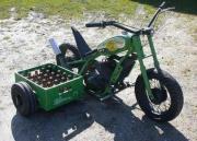 Suche Gebrauchte Motorradteile/