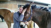 Suche Pflegebeteiligung/Reitbeteiligung Ich, 25 Jahre, suche eine Pflegebeteiligung. Pferdeerfahrung durch vorherige RB vorhanden. Da ich Anfang des Jahres vom Pferd gestürzt bin, bin ich ... VHS D-76228Karlsruhe Palmbach Heute, 19:08 Uhr, Karlsruhe Palmb - Suche Pflegebeteiligung/Reitbeteiligung Ich, 25 Jahre, suche eine Pflegebeteiligung. Pferdeerfahrung durch vorherige RB vorhanden. Da ich Anfang des Jahres vom Pferd gestürzt bin, bin ich