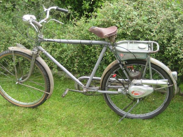 suche victoria fm 38 fahrrad mit hilfsmotor oldtimer in. Black Bedroom Furniture Sets. Home Design Ideas