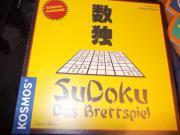Sudoku Brettspiel wie