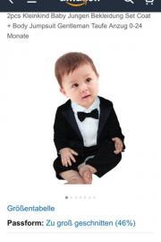 Taufanzug junge kinder baby spielzeug g nstige for Taufmode junge
