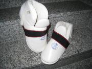 Taekwondo Fußschützer