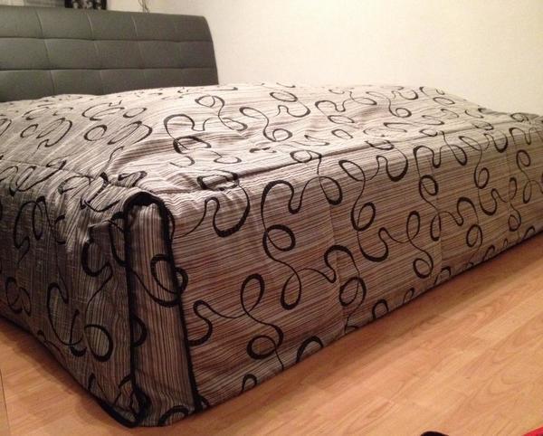 silbern bett neu und gebraucht kaufen bei. Black Bedroom Furniture Sets. Home Design Ideas