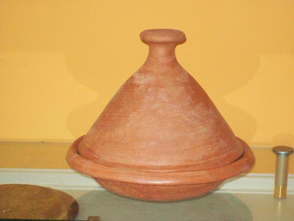original tajine aus marokko aus ton f r biologisches gesundes kochen oder marokkanische. Black Bedroom Furniture Sets. Home Design Ideas