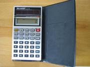 Taschenrechner Calculator Sharp