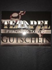 Tattoo&Piercing Gutschein