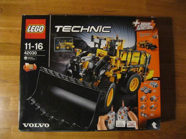technic lego volvo 42030 in bregenz spielzeug lego playmobil kaufen und verkaufen ber. Black Bedroom Furniture Sets. Home Design Ideas