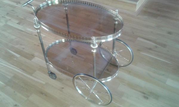 servierwagen teewagen neu und gebraucht kaufen bei. Black Bedroom Furniture Sets. Home Design Ideas