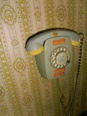 Telefon aus den
