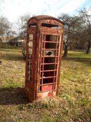 Telefonzelle (Alte englische