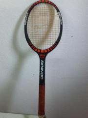 Tennisschläger und Squash