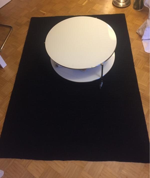 teppich schwarz kaufen gebraucht und g nstig. Black Bedroom Furniture Sets. Home Design Ideas