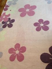 Teppich pink rosa