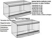 Terrarium 30x30x40 cm