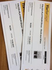 Tickets FALCO-PLATINUM
