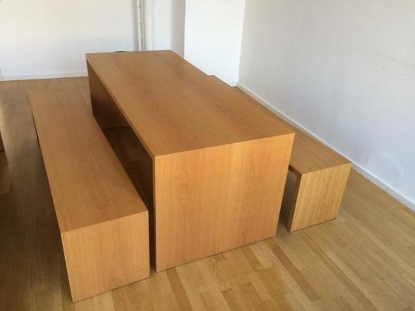 Esstisch Vom Tischler ~ Design Bank Kaufen  Gebraucht und Günstig