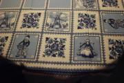 Tischdecke mit holländischen