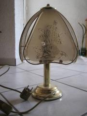 Tischlampe mit neuer